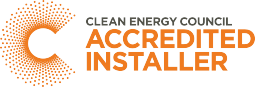 We are your Clean Energy Council accredited installer Gippsland
