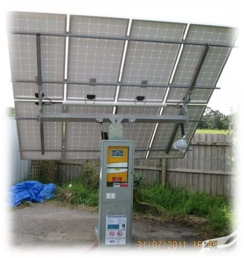 Australian Made Solar Panel Mounting Kits Trentleck